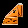 Etiqueta Clase 1.4 - Materias y Objetos Explosivos