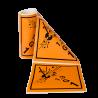 Etiqueta Clase 1 - Materias y Objetos Explosivos